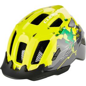 Cube ANT Cykelhjelm Børn gul/sort